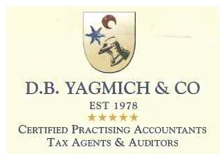D B Yagmich  Co - Accountant Find