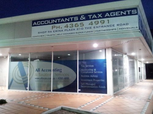 All Accounting  Taxation Services - Accountant Find