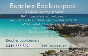 Beaches Bookkeepers - Accountant Find