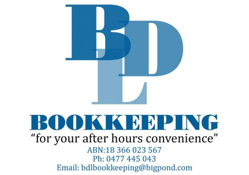 BDL Bookkeeping - Accountant Find